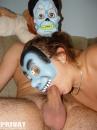 Amatőr pár maszkban... - 9. kép