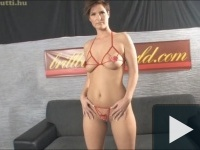 VV Vera pornós casting videója