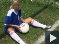 Koedukált foci