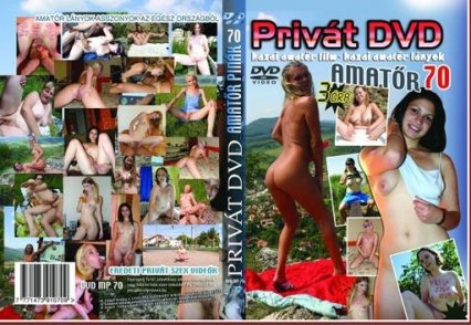 Privát DVD 70. (14 amatőr jelenet)