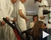Gang-bang a fogklinikán