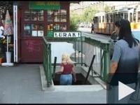Dugás az Oktogon nyilvános WC-jében