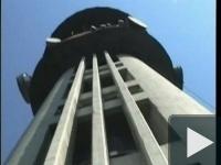 Pinavillantás a TV toronyban!