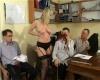 Gruppen a tanáriban