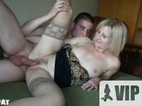 Gábor és anyu: szex takarítás után