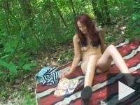 Roma Elizabet az erdőben