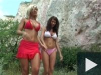 A hegyek lányai: Lolita és Kati