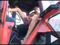Traktoros maszti