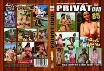 Privát DVD 85. (8 amatőr jelenet)