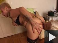 Anya és lánya: perverz családi szex