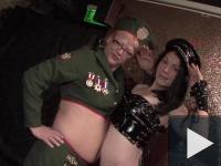 Privát Gang-Bang Party - Grupi a légióban