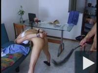 Anális büntetés