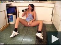 A részeges háziasszony
